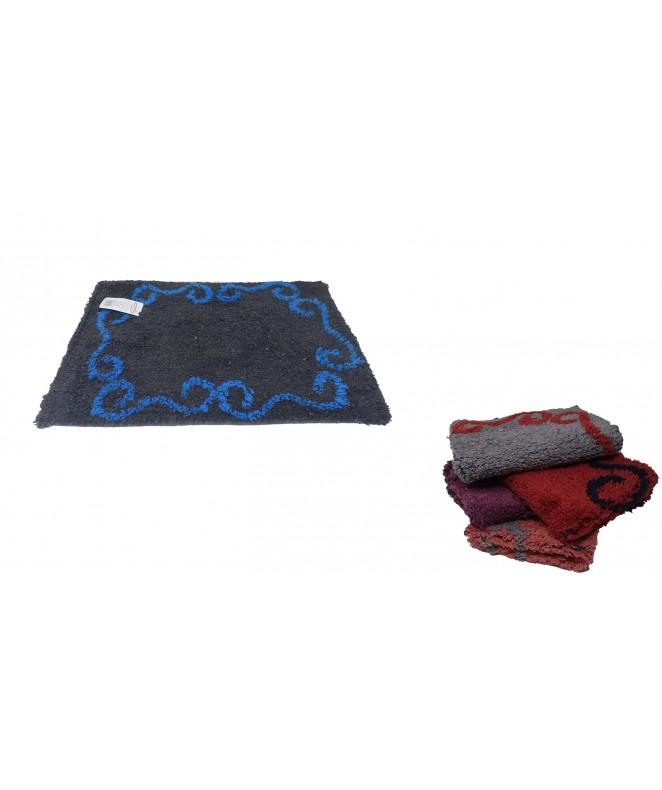 Alfombra de baño c/ acrílico reciclado 40x60cm apr - ALFOMBRAS-