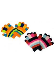 Guantes mágicos infantiles multicolor - 6 col -26g - GUANTES