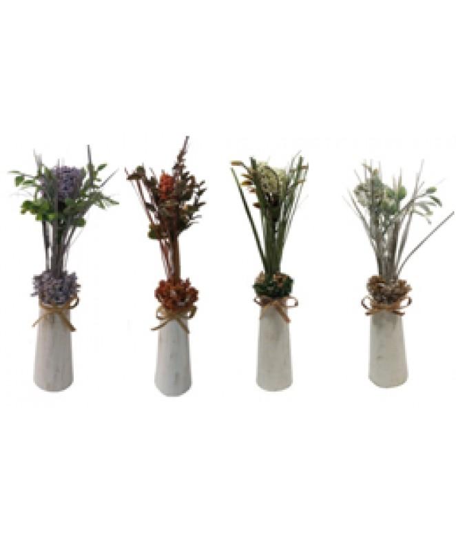 Arreglo floral AGRESTE 25cm aprox. - MACETAS CON FLORES