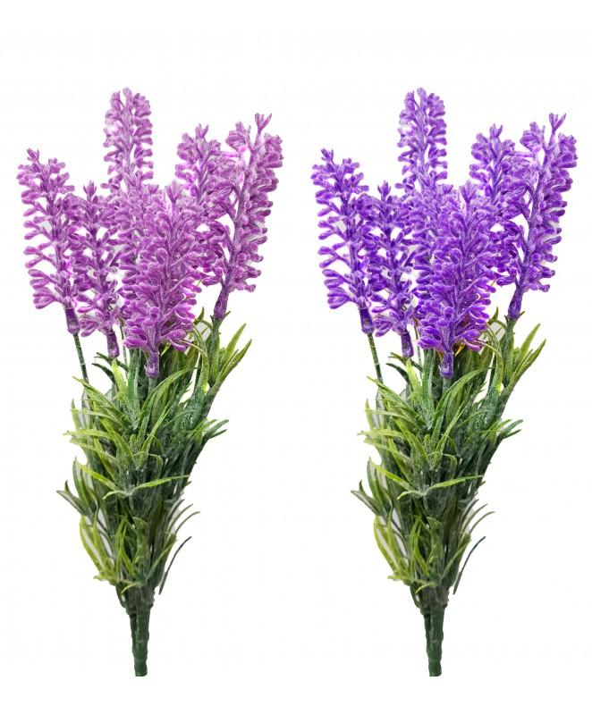 Bouquet con 7 Lavandas - 35cm aprox. - BOUQUET