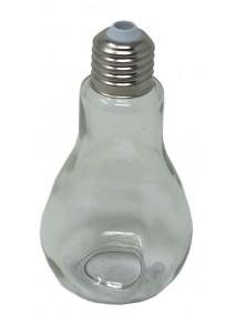 Frasco vidrio LAMPARITA s/sorbete c/rel-cap 180cc - DISPENSER Y FRASQUITOS