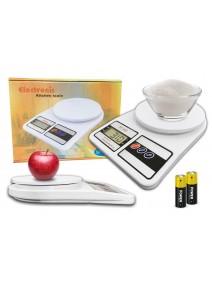 Balanza digital alimentos circular - 7kg max - ACCESORIOS Y ELECTRONICA