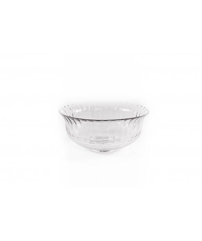 Bowl .CRYSTAL. 20cm aprox. - ENSALADERAS COMPOTERAS Y BOWL