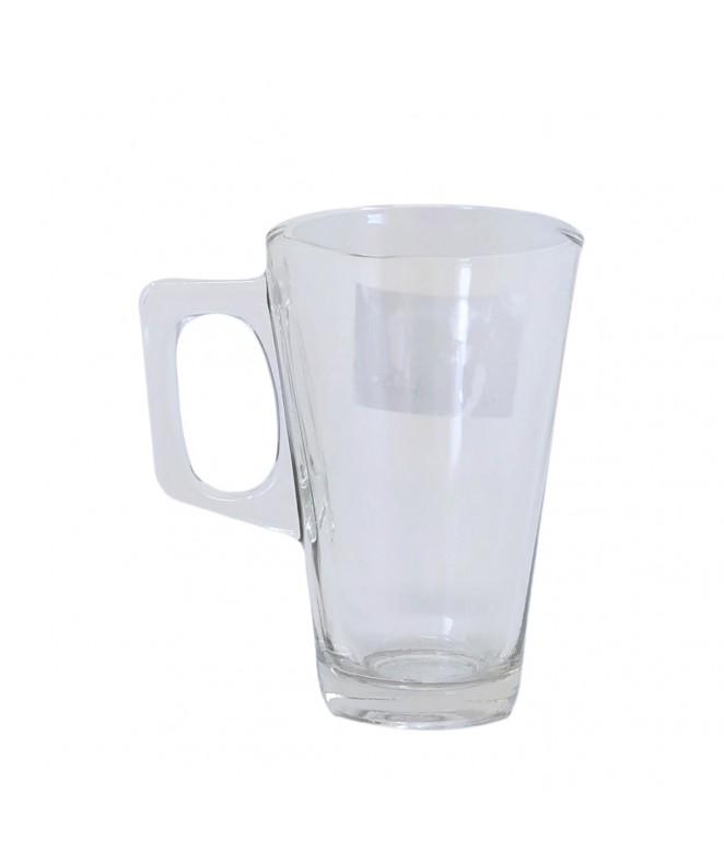 Jarro para té cónico- 230cc aprox - TAZAS Y JUEGOS DE CAFE