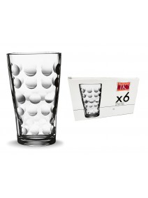 Px6 vasos t/l CAPRI 360ml ap caja regalo. - VASOS Y COPAS