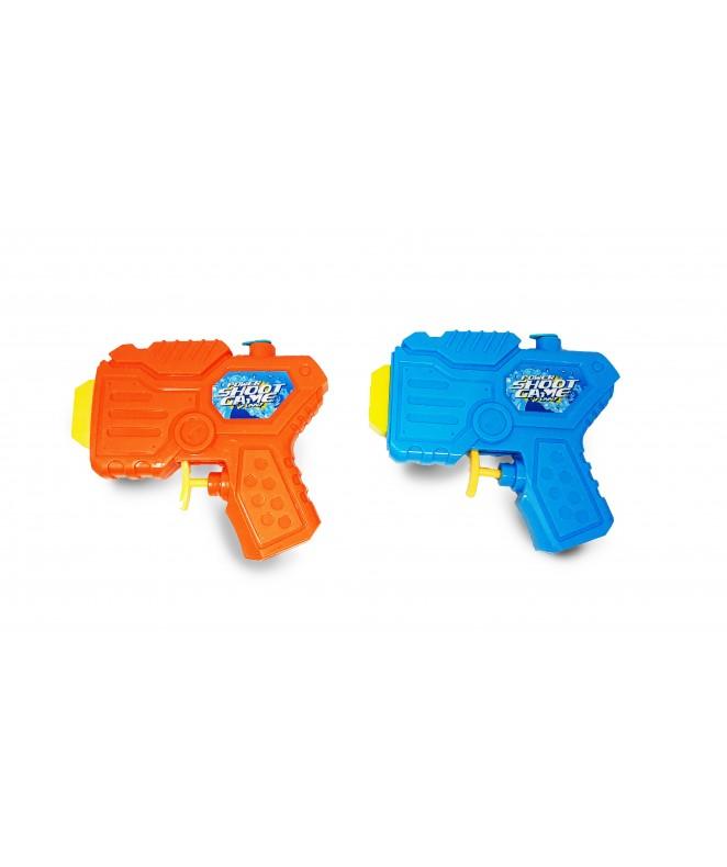 BO Mini pistola de agua 12.5x2cm aprox -