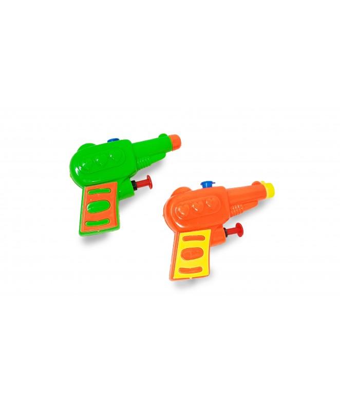 BO Mini pistola de agua 9x2.5cm aprox -