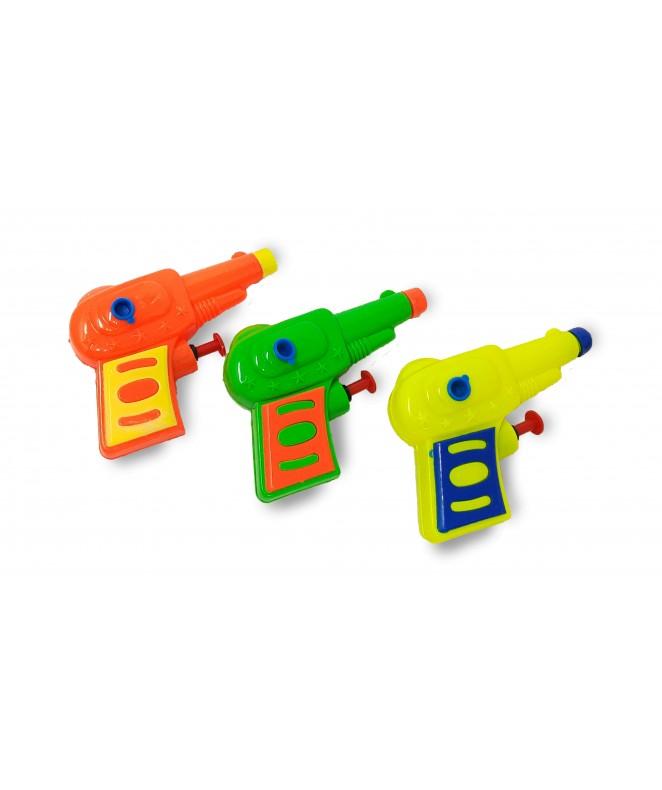 BO Mini pistola de agua 10x3cm aprox -