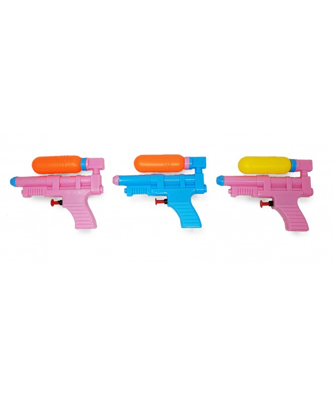 BO pistola de agua 14x3cm aprox -