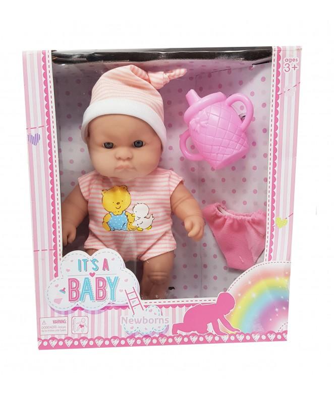 CR Muñecas bebes/accesorios 20.5*22.5cm aprx - JUGUETERIA
