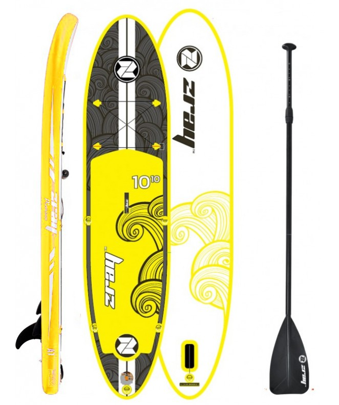 Tabla inflable para SUP 330x76 cm aprox - PLAYA