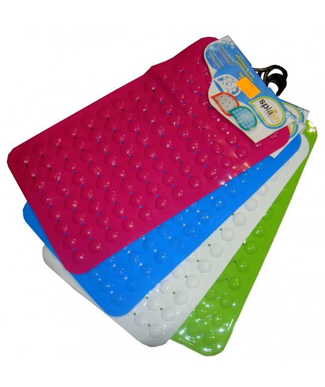 alfombra pvc p/baño .CLASSIC. 60*40cm aprox. - ALFOMBRAS DE BA�O-