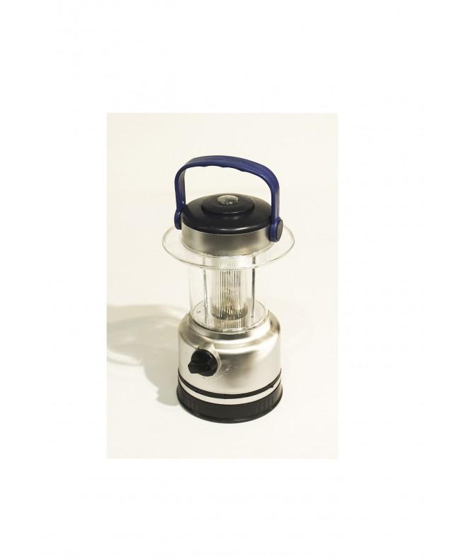 Farol regulable 9 leds c/manija plastica 20cm apro -