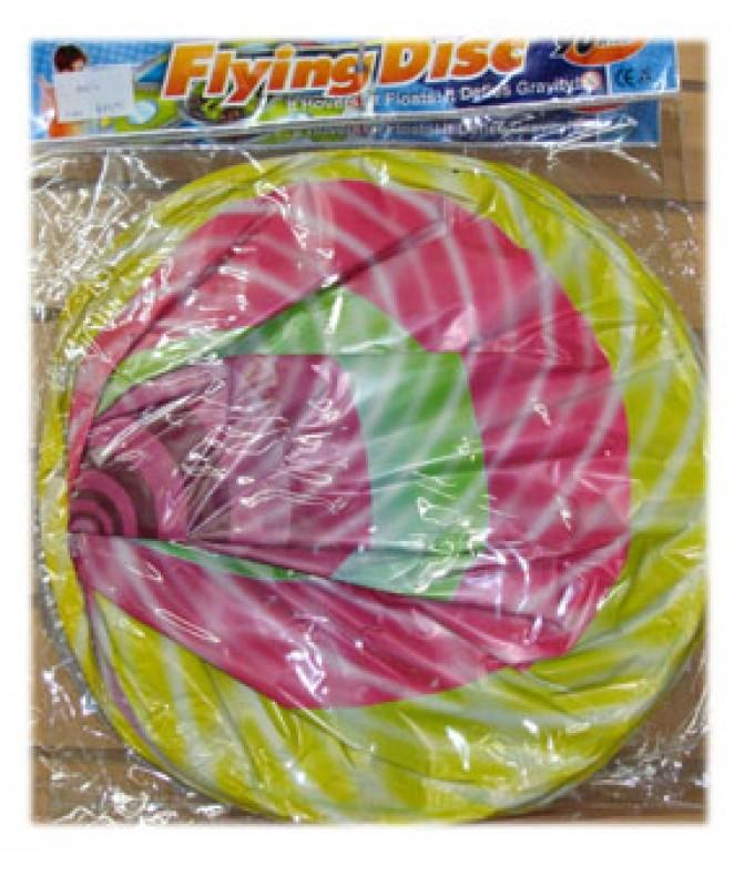 disco volador 90cm inflable - JUGUETERIA