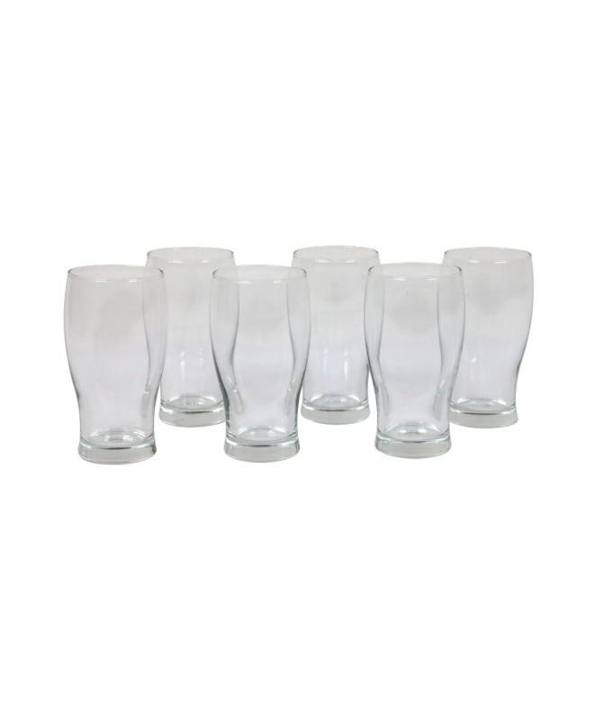 px6 vasos BELEK cerveza 375cc - VIDRIO  DISCONTINUO