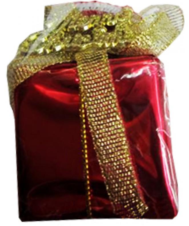 Noel sobre paq + merry christmas 8cm aprox -