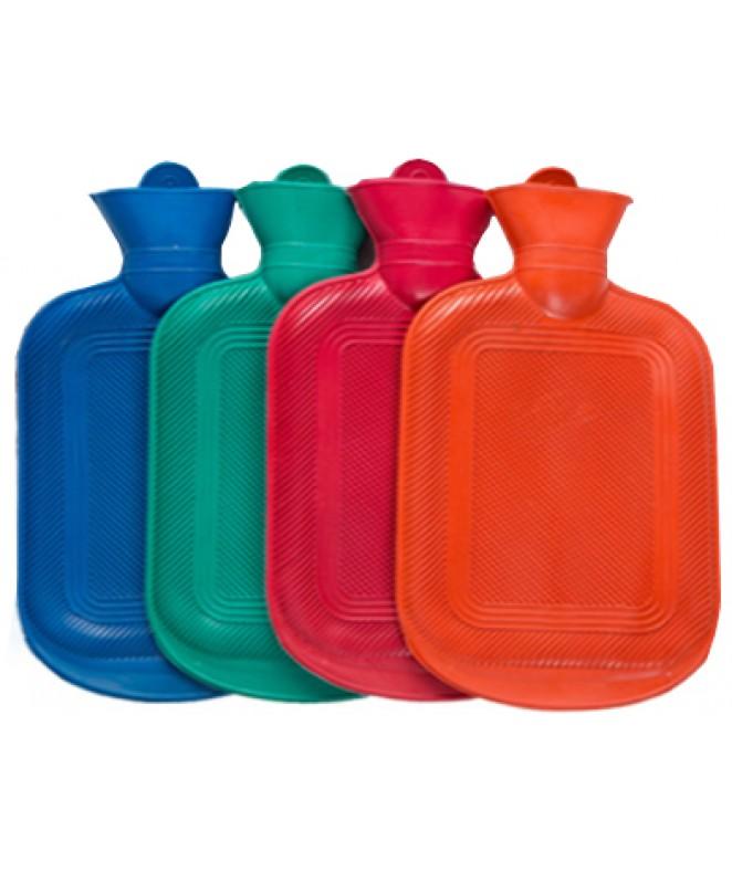 bolsa agua caliente 1500ml. -300grms-rojo/azul y v - DISCONTINUO