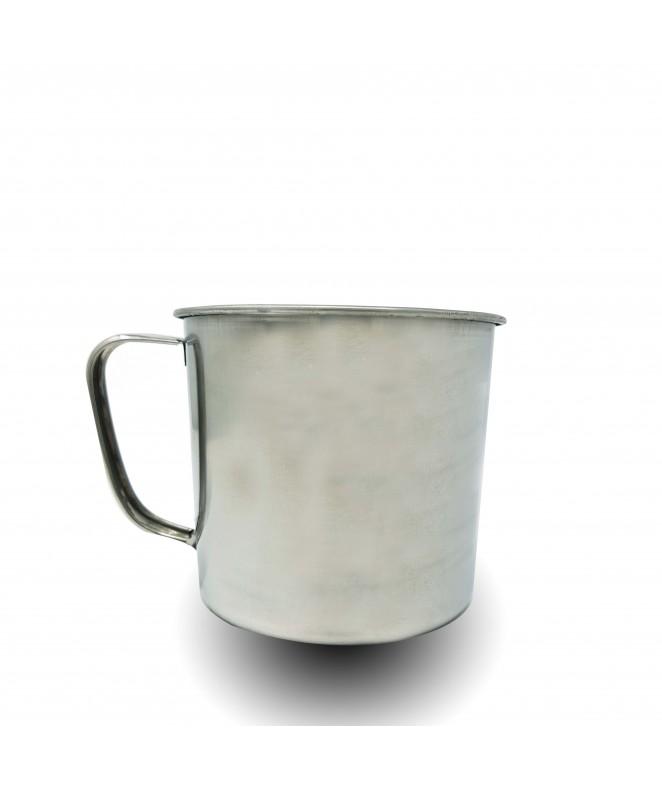 jarro acero inox. 8 cm aprox - PARA COCCION