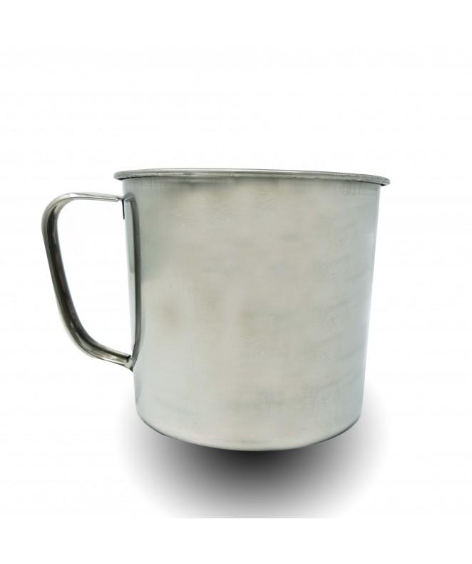 jarro acero inox 10cm aprox - PARA COCCION