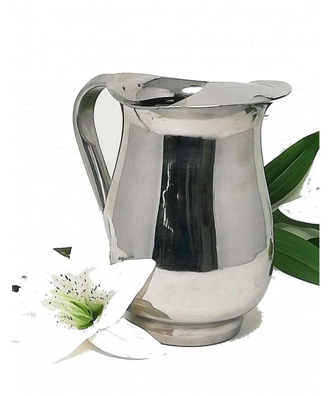 jarra acero 1.5 litros aprox - PARA SERVIR