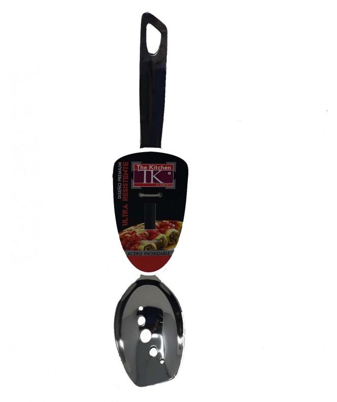 Cuchara calada ultra resist 32cm- linea premium -1 - HERRAMIENTAS DE COCINA