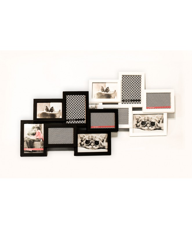 Portaretratos para 6 fotos - MULTIPLES