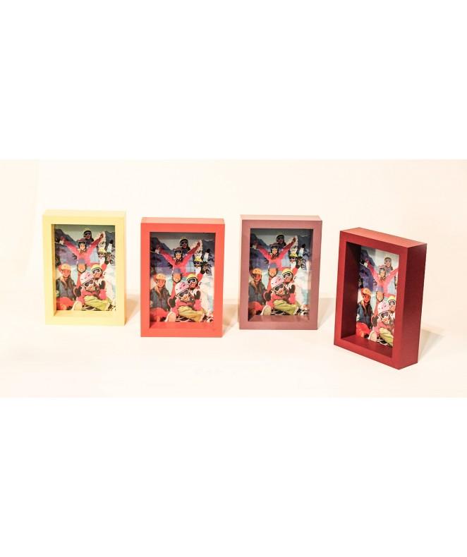 Portaretratos para fotos de 10x15cm 3 colores - SIMIL MADERA