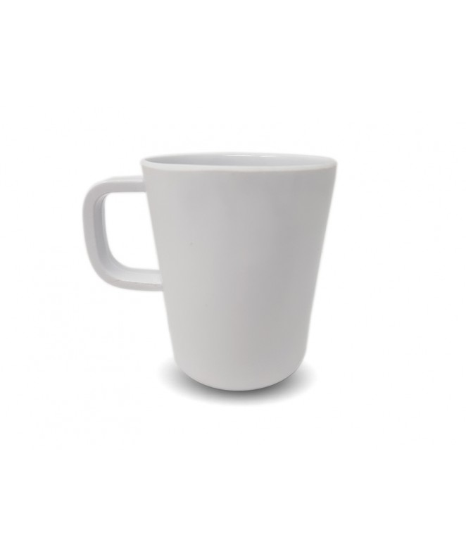 jarro mug melamina dec BLANCO - BLANCA