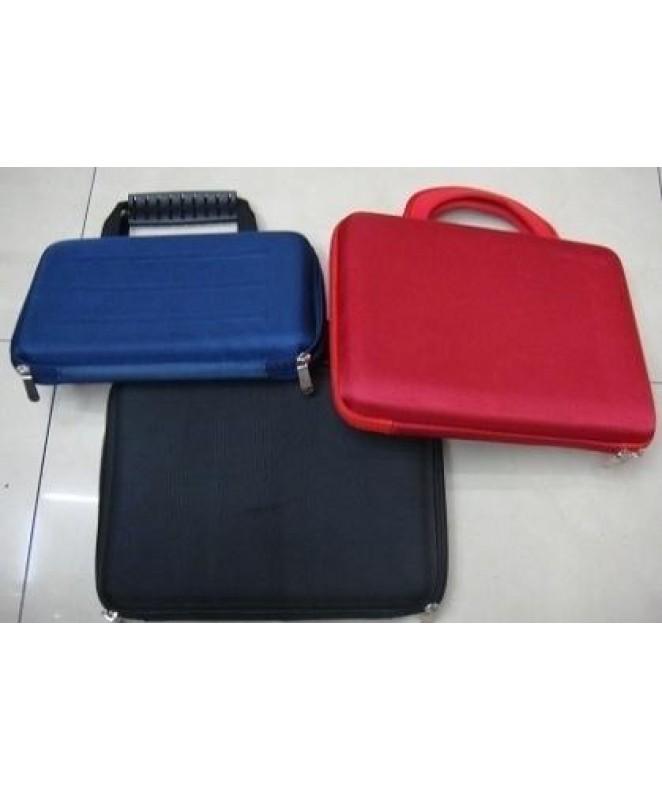 Bolso ideal p/notebook 35cm aprox. (colores surt) - LIBRERIA