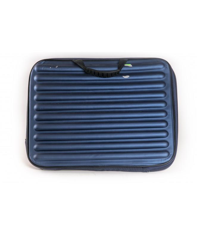 Bolso ideal p/notebook 42.5cm aprox. (poliuretano) - LIBRERIA