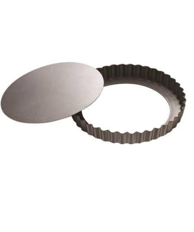 Molde p/tarta con base removible 26cm diam - TEFLON DISCONTINUO