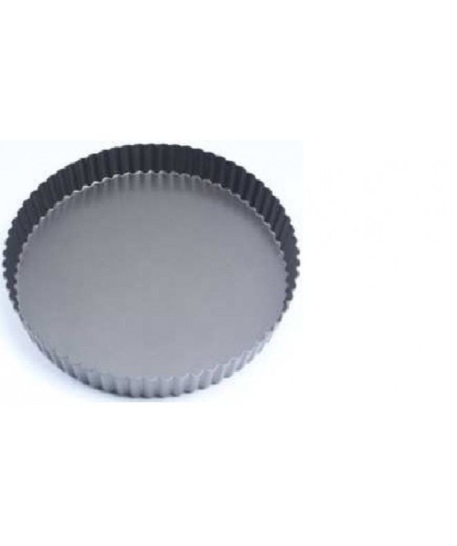 Molde p/tarta antiadherente 20cm diam - TEFLON DISCONTINUO