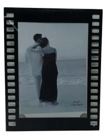 portaretratos de vidrio plano -film 13x18cm c/sop - PORTARETRATOS